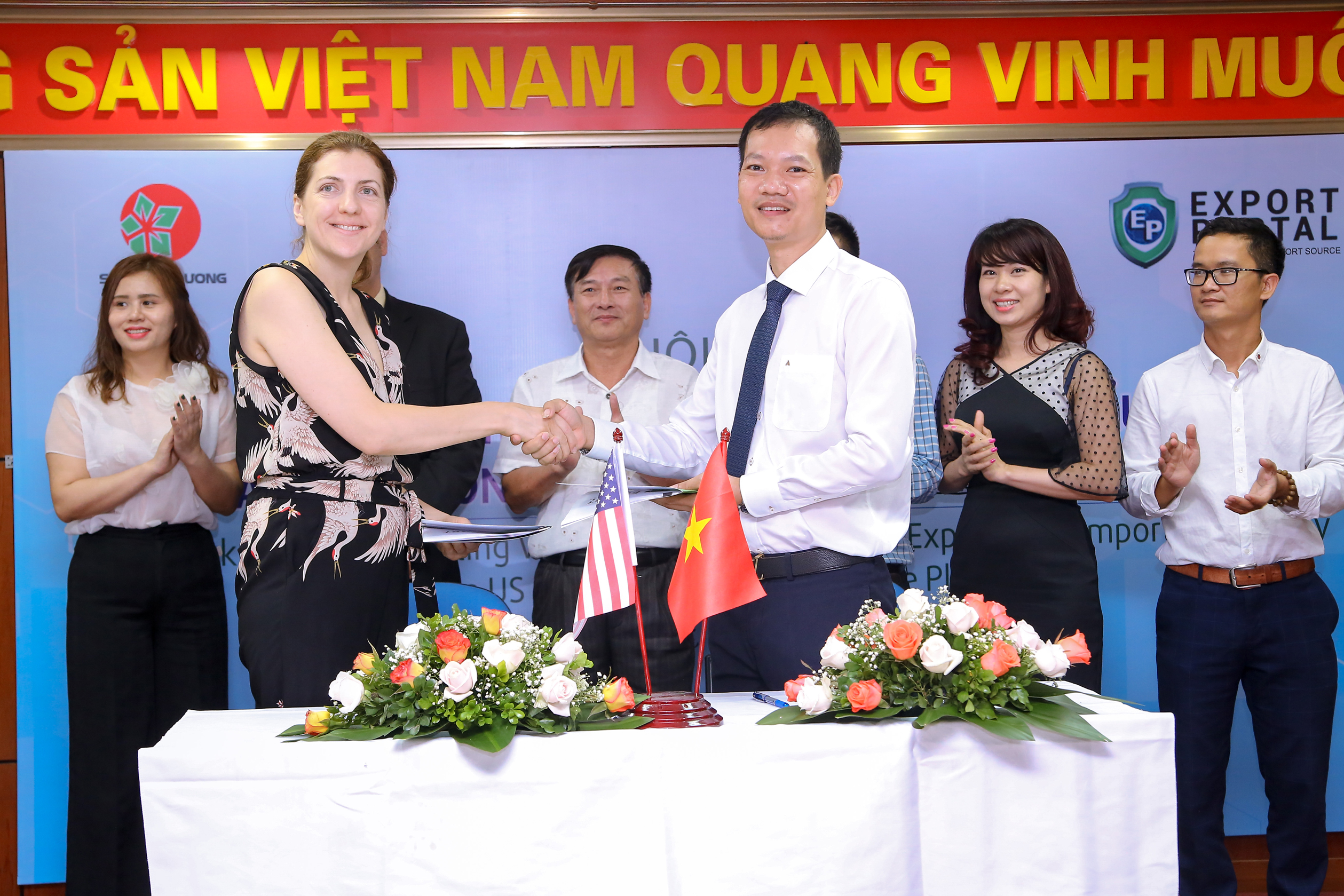 Sunstar Investment – The Official Brand Ambassador of ExportPortal.com in Vietnam