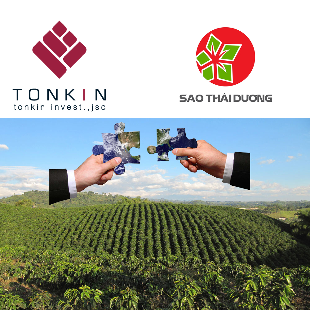 Tonkin Group became the major shareholder of SJF