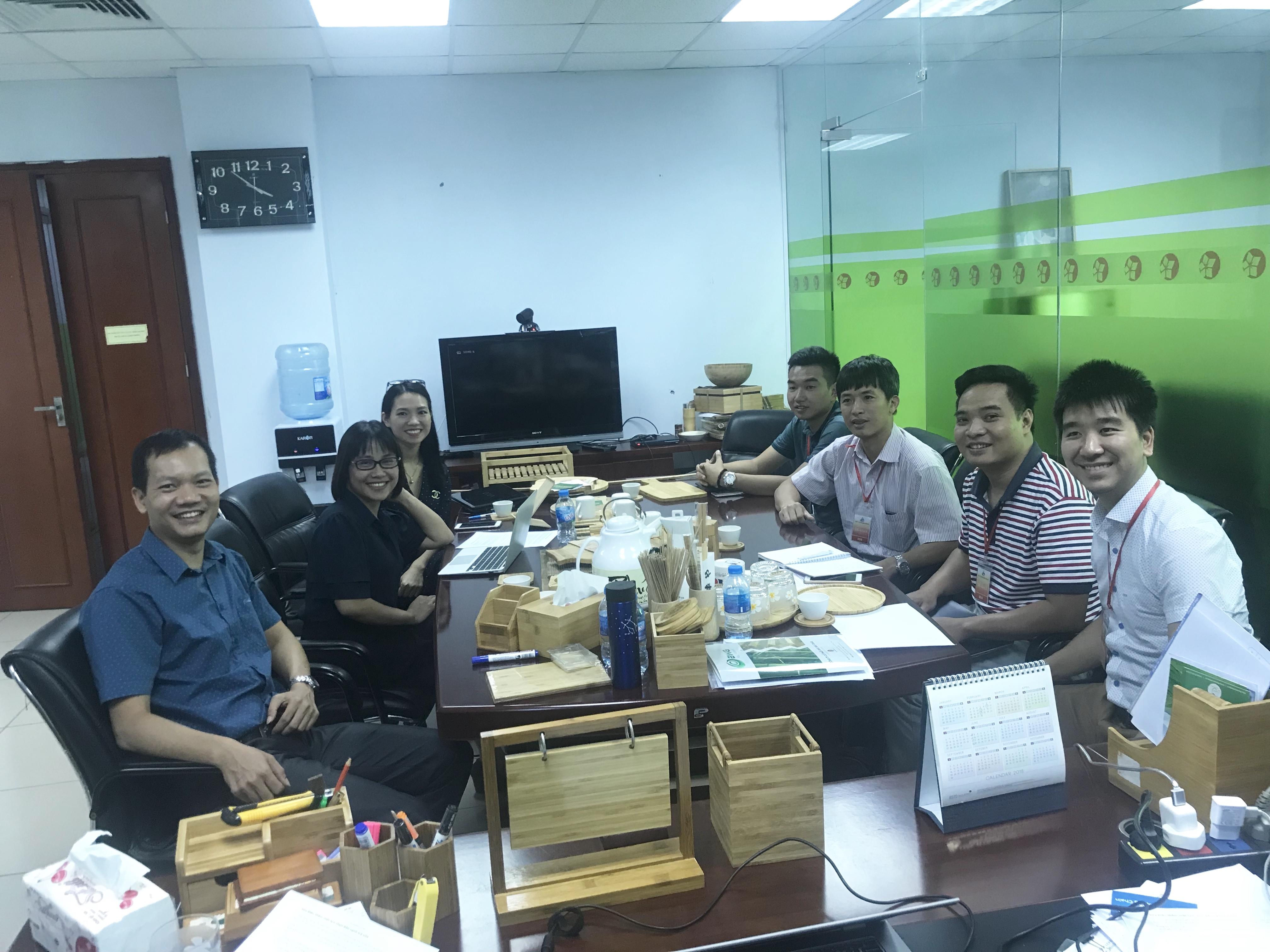 SJF hợp tác với Tập đoàn CN Solomon trong lĩnh vực tự động hoá sản xuất