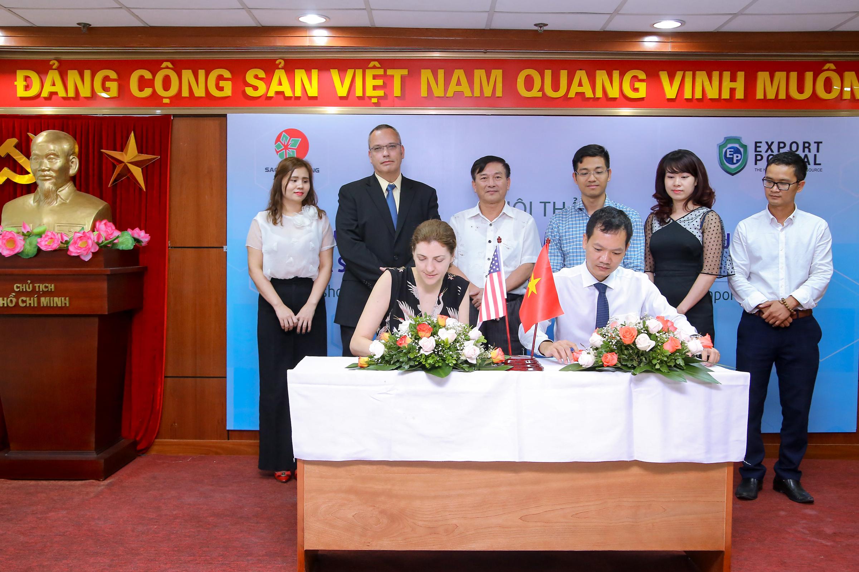 E-commerce Platform ExportPortal – The bridge for Vietnamese enterprise to expand overseas